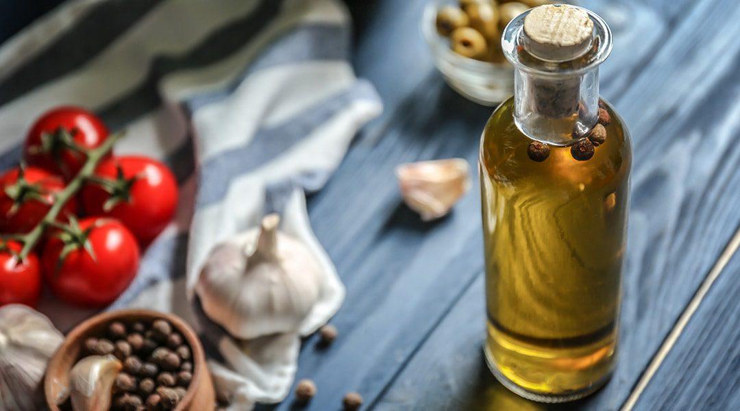 Die richtige Aufbewahrung von Olivenöl